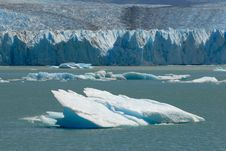 Free The Upsala Glacier In Patagonia, Argentina. Royalty Free Stock Image - 4767746
