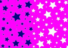 Free Star Pattern Royalty Free Stock Photos - 4768298