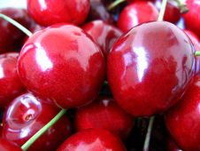 Free Cherries Royalty Free Stock Photography - 4768467