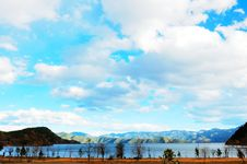 Free Lugu Lake Royalty Free Stock Photo - 4768975