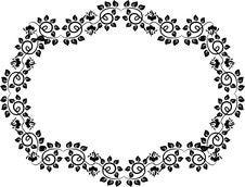 Free Design  Frame Royalty Free Stock Photo - 4769425
