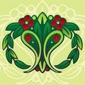 Free Floral Decoration. Stock Photos - 4773173