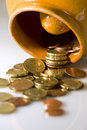 Free Pot Of Money. Royalty Free Stock Photos - 4777448