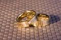 Free Golden Rings Stock Photos - 4777523