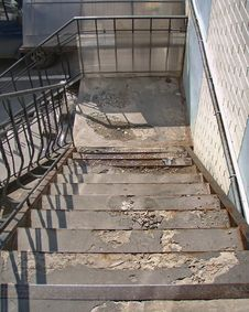 Free The Original Staircase Royalty Free Stock Image - 4770286