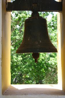 Free Church Bell Royalty Free Stock Photo - 4770445