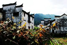 Free Chinese Ancient Villages Royalty Free Stock Images - 4771479