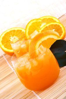 Free Orange Juice Stock Photography - 4771932