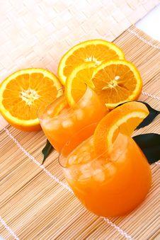 Free Orange Juice Stock Photo - 4771990
