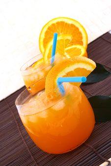 Free Orange Juice Royalty Free Stock Images - 4772089