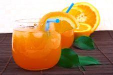 Free Orange Juice Stock Image - 4772121