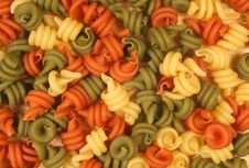 Free Trottole Pasta Royalty Free Stock Photos - 4772278