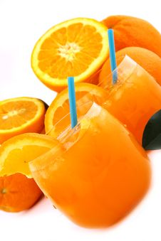 Free Orange Juice Stock Image - 4772301