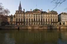 Free Golden Palais Rohan Stock Photo - 4772760
