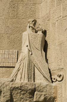 Free Details Of Sagrada Familia In Barcelona Royalty Free Stock Image - 4773656