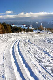 Free Bretton Woods, New Hampshire Stock Photo - 4773900
