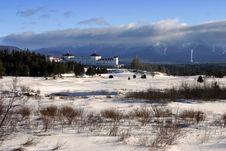Free Bretton Woods, New Hampshire Stock Photo - 4773920