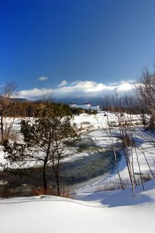 Free Bretton Woods, New Hampshire Stock Photography - 4773922