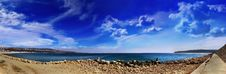 Free Panorama Beach 2 Royalty Free Stock Photos - 4773958