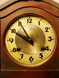 Free Old-fashioned Clock Stock Photography - 4775582