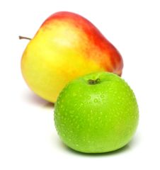 Free Red And Green Apples Royalty Free Stock Photos - 4776258