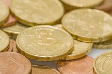 Free Euro Coins Stock Photos - 4777293