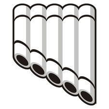 Free Pan Flute Royalty Free Stock Image - 4777326