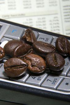 Free Wallstreet Coffee Stock Photography - 4777342