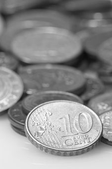 Free 10 Cent Coin Stock Photo - 4777550