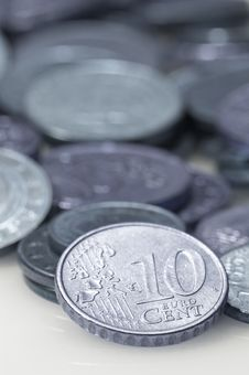 Free 10 Cent Coin Stock Photos - 4777553