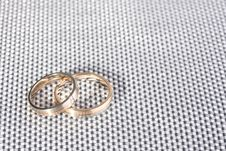 Free Golden Rings Stock Photo - 4777570