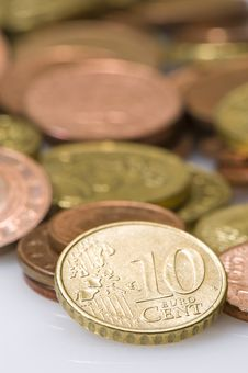 Free 10 Cent Coin Stock Photos - 4777643