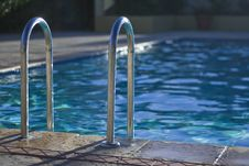 Free Pool Steps Stock Photos - 4777663
