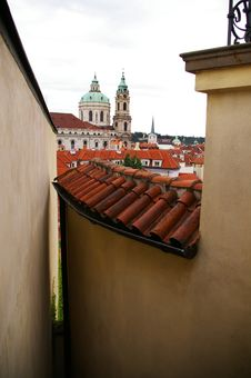Free Roof Royalty Free Stock Photography - 4778717