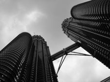 Free Petronas Twin Towers Stock Images - 4779084