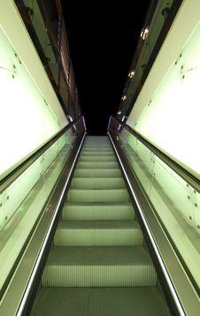 Free Escalator Stock Photos - 4779343