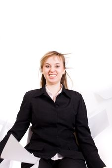 Free Angry Businesswoman Stock Photos - 4779363