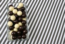 Free Chocolate Balls Stock Images - 4779754