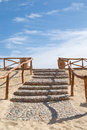 Free Staircase On Beach Stock Images - 4780134