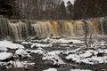 Free Winter Waterfall Stock Photo - 4788780
