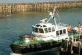 Free Belgian Pilot Ship Royalty Free Stock Photo - 4789165