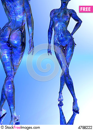 Free Fantasy Girls Stock Photography - 4788222