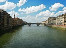 Free Florence Bridge Royalty Free Stock Images - 4780159