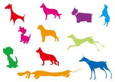 Illustration Dog Royalty Free Stock Images