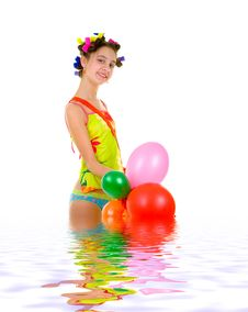Free Happy Girl Stock Photos - 4780823