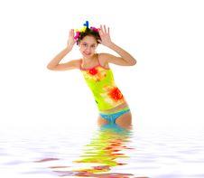 Free Happy Girl Stock Photos - 4780833