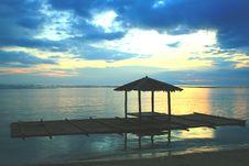 Free Sunset Raft Stock Image - 4781031