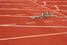 Free Running Track Stock Images - 4781424