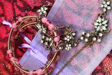 Free Green Necklace Stock Photos - 4781653