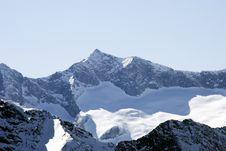 Free White Landscape Stock Image - 4783481